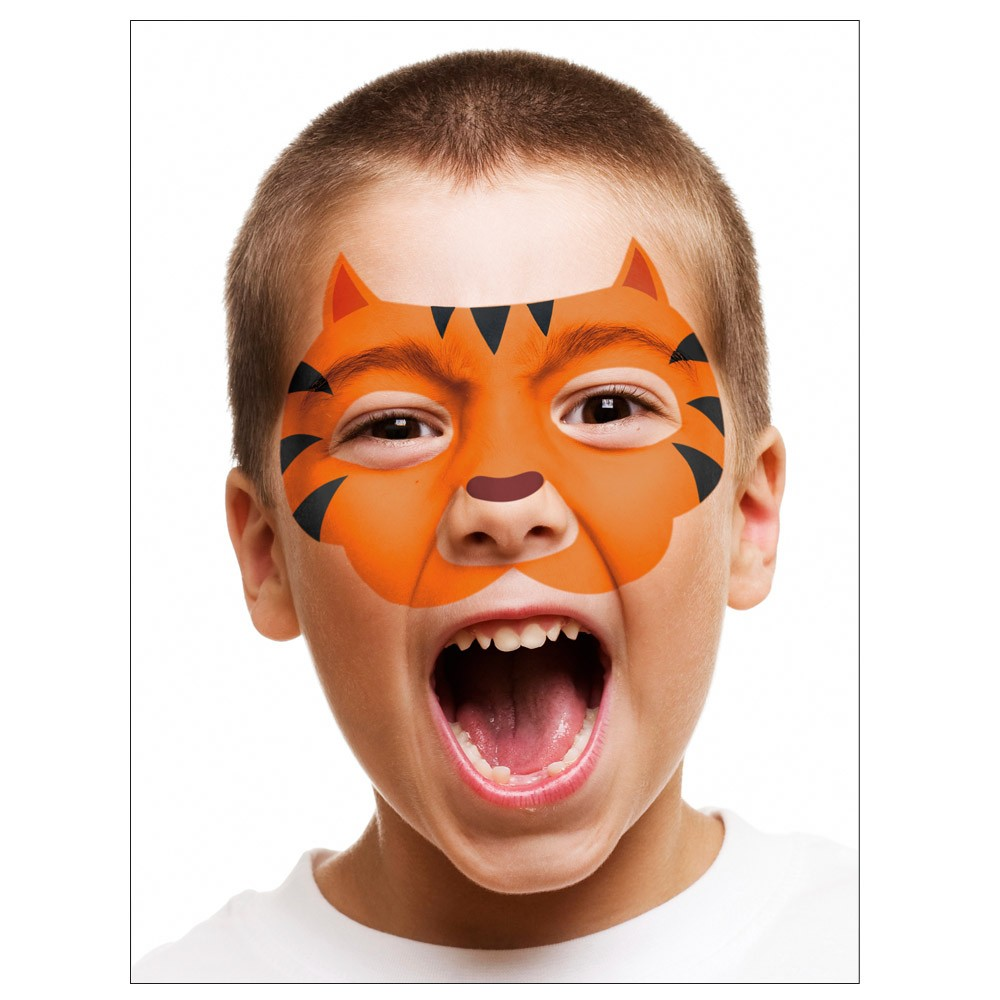 easy face painting ideas - 600×600