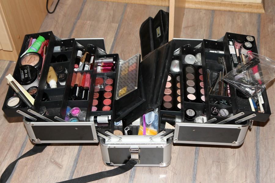 Купить или приобрести бьюти кейсы, чемоданчик для косметики