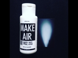Краска для аэрографии (60ml) MAKE AIR 902 – белая